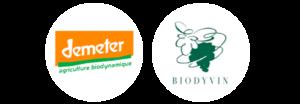 logo biodynamique logo biodyvin
